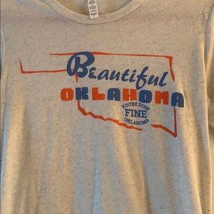Tops - Beautiful Oklahoma tee